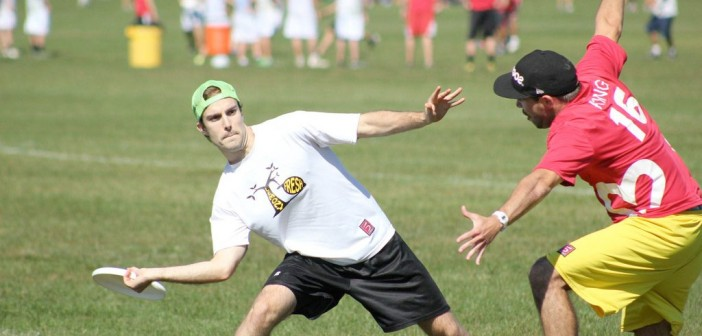 Ultimate Frisbee – No Walk in the Park