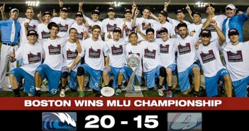 Boston Whitecaps - MLU Champs
