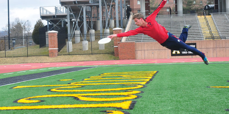 Appalachian State Ultimate Frisbee
